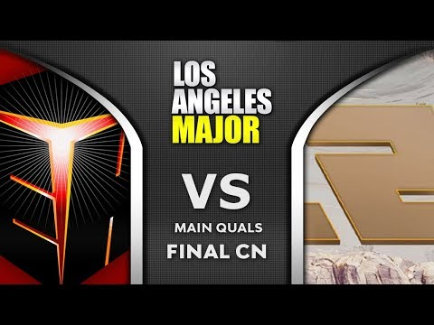 Ehome Vs RNG CN Final ESL One Los Angeles LA Major 2020 Highlights Dota 2