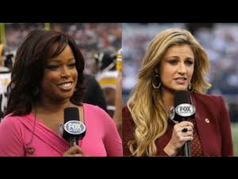 Erin Andrews Replacing Pam Oliver On Fox Sports