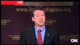 Rand Paul's Response To President Obama's State Of The Union Address