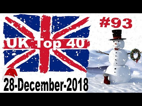 Download Uk Top 40 Singles Chart 04 January 2019 94 MP3, MKV, MP4