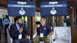 Livestream Lounge Interview with Brad Hittle, Owner, Two Roa...