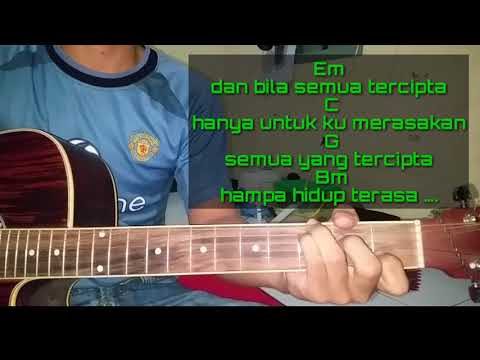 Kunci gitar Peterpan Bintang di Surga