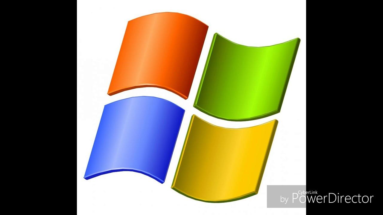 Звук запуска Windows XP наоборот
