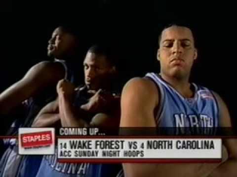 2003 Triple OT Classic:  UNC Tar Heels vs Wake Forest Demon Deacons