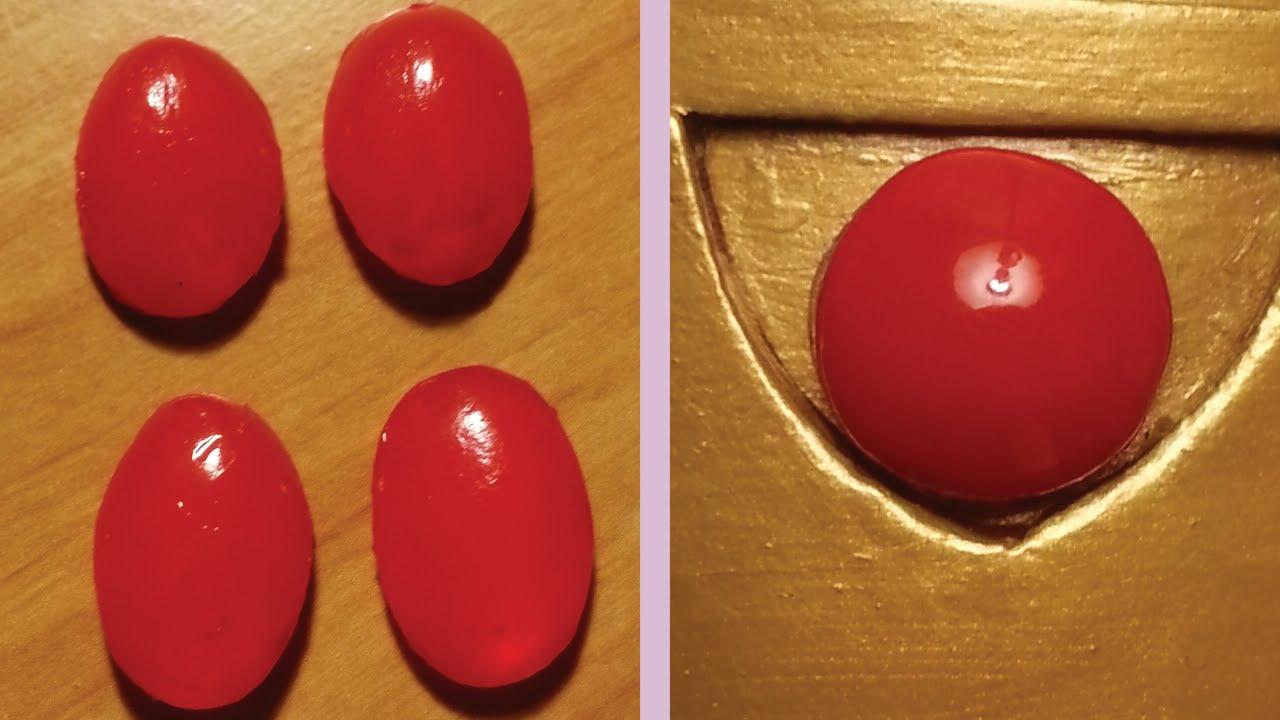COSPLAY TIP | Hot Glue Gems - YouTube