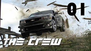 The Crew #01 - Willkomen in Detroit - [PS4][1080P][German][HD+]