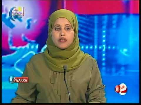 RTD : Journal Somali du 21/05/2018