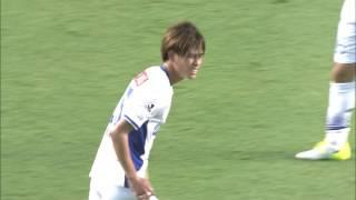 2017年7月29日(土)に行われた明治安田生命J2リーグ 第25節 福岡vs山...