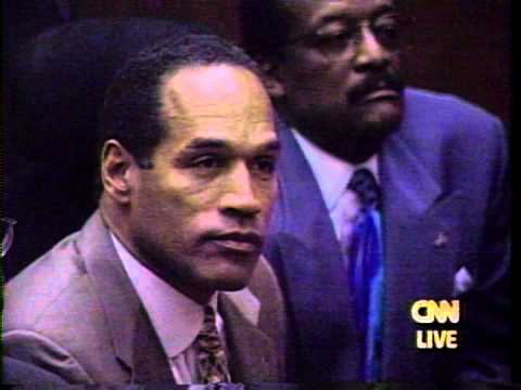 OJ Simpson murder verdict coverage. Decision and reaction ...