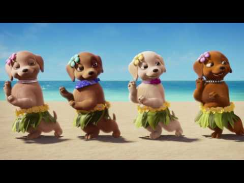 Barbie & Her Sisters in A Puppy chase - Trailer - Own It Now on Blu-ray, DVD & Digital HD