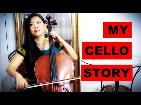 My Cello Story | Cellist Wendy Law