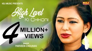 TU HIGH LEVEL KI CHHORI SE MEIN CHHORA SU ZAMINDARA KA - HARYANVI DJ SONGS 2015