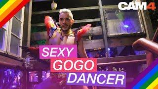 Erregende GOGO Dancer (männlich)