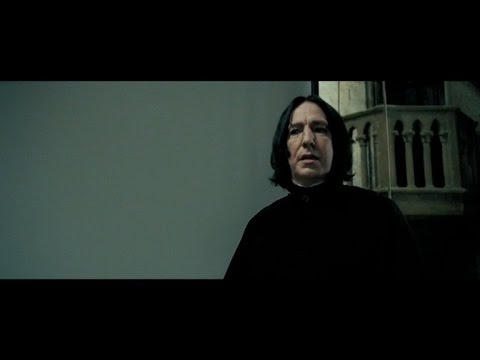 Harry Potter's JK Rowling pays tribute to Snape actor Alan Rickman