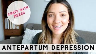 MY EXPERIENCE WITH ANTEPARTUM DEPRESSION | DEPRESSION DURING PREGNANCY