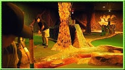 WHY IS THIS INDOOR MINI GOLF COURSE SO HARD?! | Brooks Holt