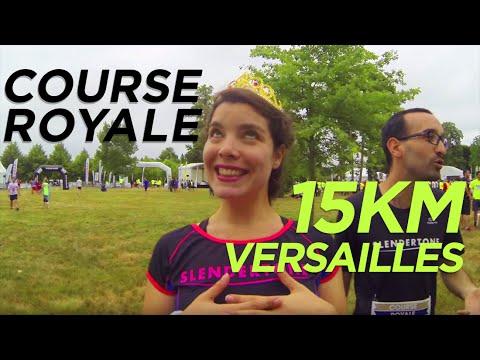 Objectif : BATTRE MON CHRONO de la COURSE ROYALE à Versailles