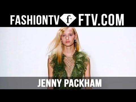 Jenny Packham F/W 16-17 at New York Fashion Week   FashionTV
