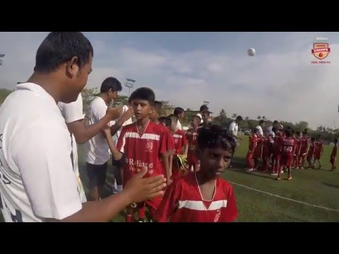 Highlights from the Reliance Foundation Young Champs Final Selection Camp