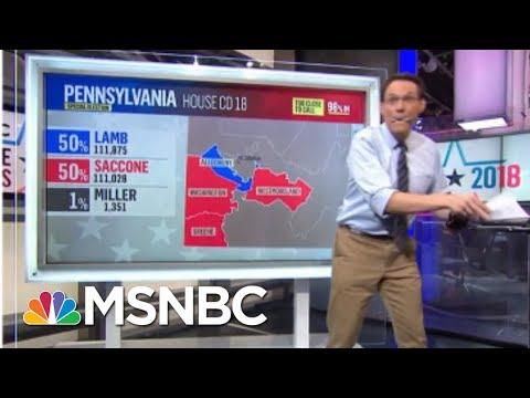 This Is Genius At Work. | Steve Kornacki | MSNBC