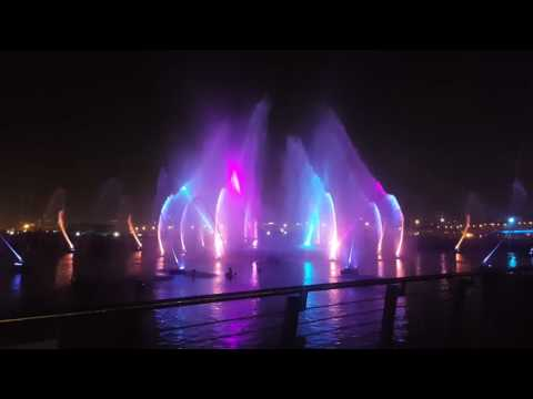 Water Fountain Dubai Festival City