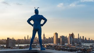 'The Tick' Season 1 Trailer