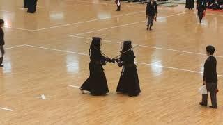Aichi vs Saga (pt 3 of 4) - 10th All Japan Interprefecture Ladies Kendo Championship