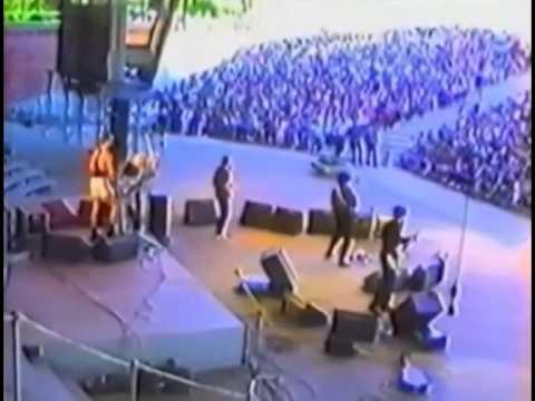 Группа Кино и Виктор Цой в Витебске 1989