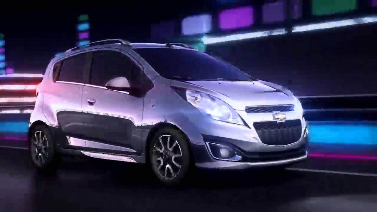 All Chevy 2015 chevy spark review : 2013 Chevrolet Spark - YouTube