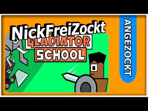 Gladiator School Angezockt ► Was ist Gladiator School? ► Gladiator School Gameplay german