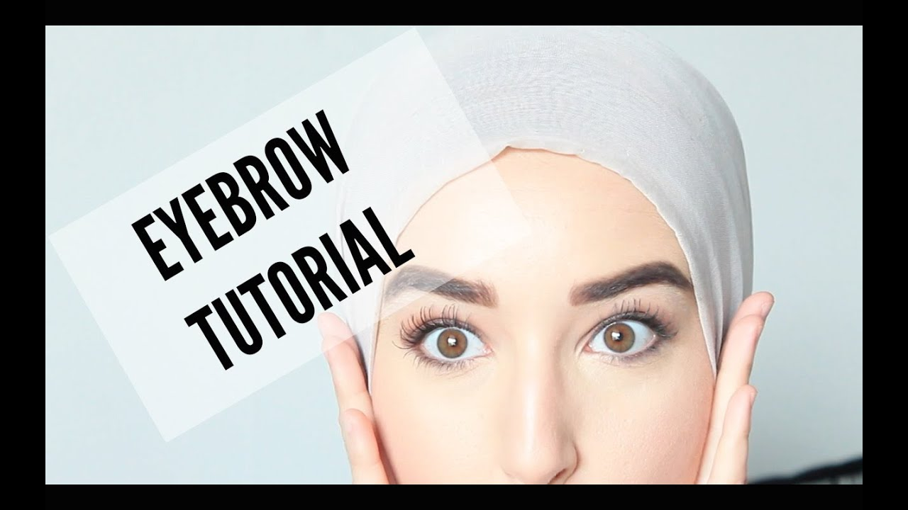 Eyebrow Tutorial No Plucking Fashionwithfaith Youtube