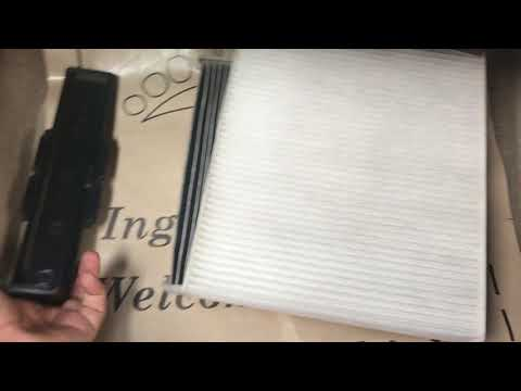 How to change Volkswagen Ameo Polo 1.2 Ac / Air Filter