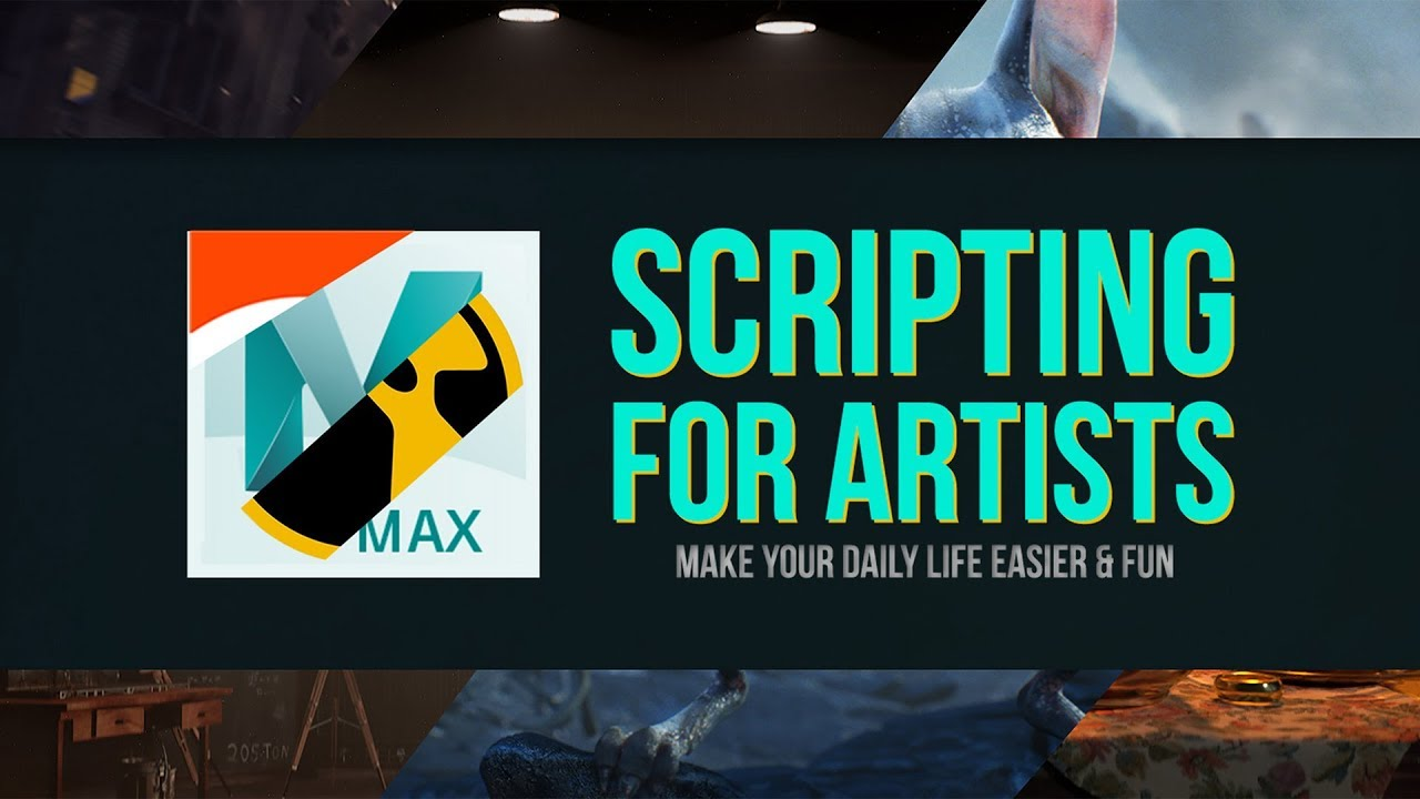 Scripting for Artists