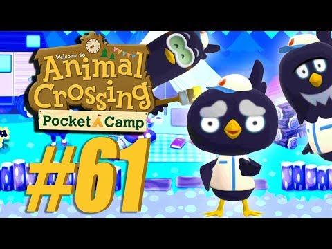 NEW UPDATE, DRESS ANIMALS, BRAKE TAPPER GAME and MORE! Animal Crossing Pocket Camp Gameplay Part 61