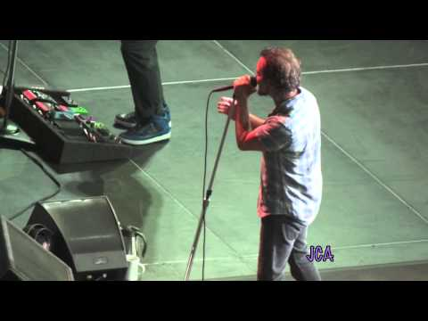 PEARL JAM - Infallible - Brooklyn NY - Barclays - Oct 18 2013