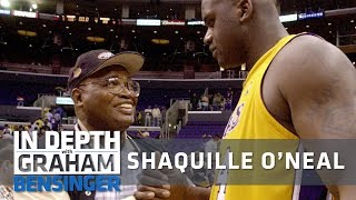 Shaq interview: Dad and a Knicks game changed my life forever