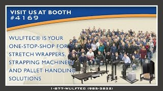 Wulftec: Your One-Stop-Shop - MODEX 2016