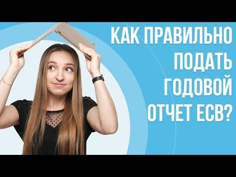 Как правильно подавать годовой отчет ЕСВ по ФЛП на Украине?   Сроки подачи и основные правила