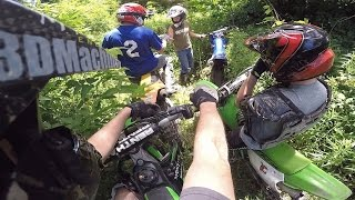 DIRT BIKES VS SWAMP