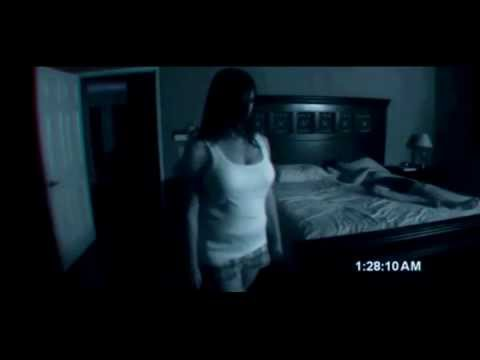 Paranormal Activity [2007] Last Scene 3D - YouTube