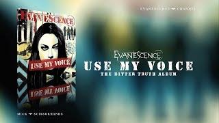 Evanescence: Use My Voice (Lyrics Video)