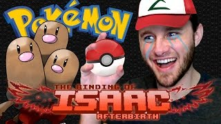 The Binding of Isaac Afterbirth | POKEMON!!