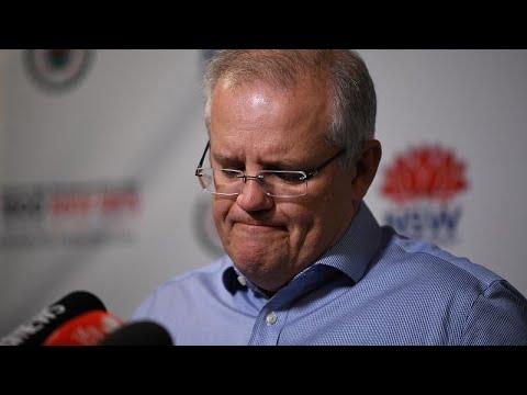 Primeiro-ministro australiano alvo de críticas