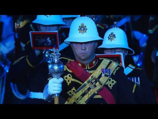 The Band of Her Majestys Royal Marines