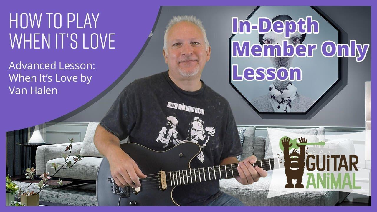 Our Tribute to Eddie Van Halen 2