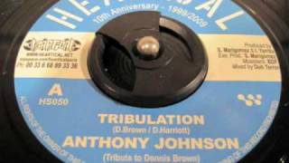 Rootsamala & Anthony Johnson - Injustice/Tribulation