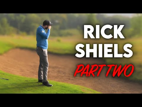 THE SAND MASTER! Rockcliffe Hall Back Nine - Pete vs Rick - Part 2