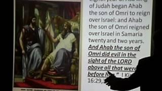 Elijah pt 1: The Backdrop-Pastor Bill Hughes