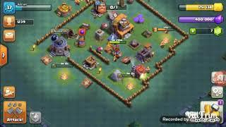 Atakujemy na drugiej wiosce clash of clans 2 odc.