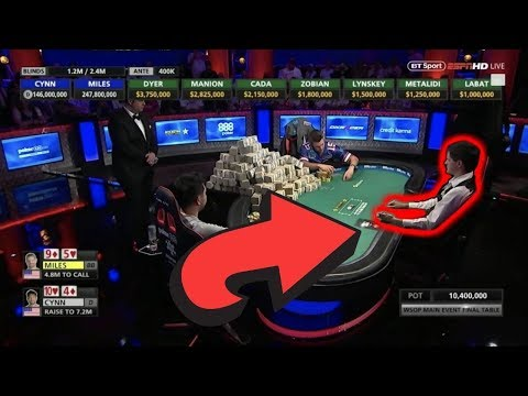 Is This The Worst Dealer in The History Of Poker??? - 동영상